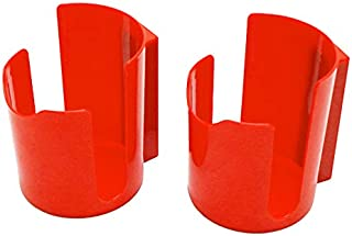 マグネットカップホルダー 2個セット マグネット缶ホルダー スプレー缶ホルダー ドリンクホルダー マグネットトレイ ツールホルダー 磁石 SET-MH-6