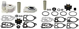 KIT for PRE Alpha Water Pumps with Sealed Base & Spare Impeller KIT Spare INTERNALS for Emergency Sudden Water Shortage Causes IMPRLLER Failure Replace with SPAREPARTS Supplied