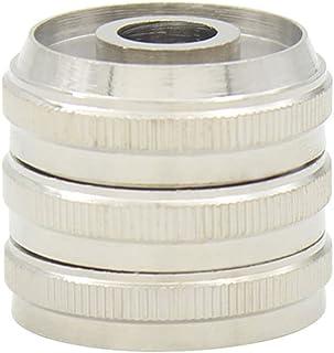 Generic 3Pcs Trumpet Button Screws Trumpet Finger Ring Fixing Screw Accessories (Silver)