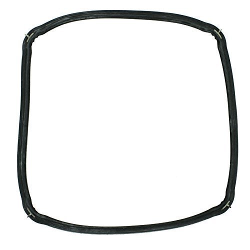 Zanussi Main Oven Cooker Rubber Door Seal Gasket & Corner Clips