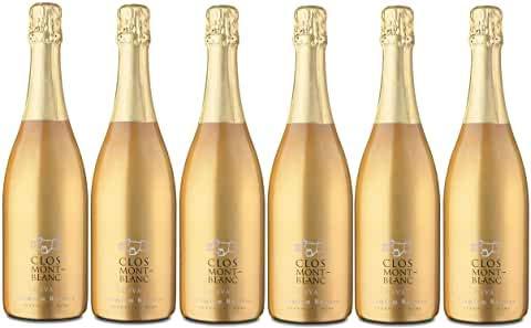 CLOS MONTBLANC CAVA RESERVA 6 botellas de 75 cl