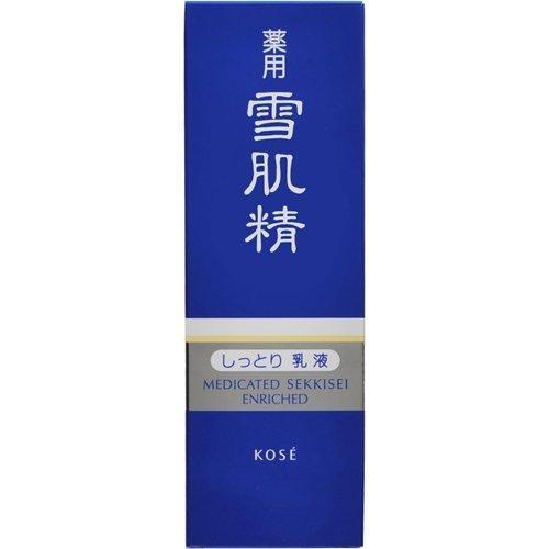【第2位】コーセー(KOSE)『雪肌精 乳液 エンリッチ』