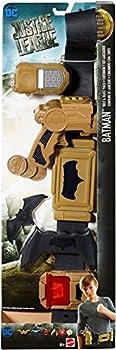 Mattel Justice League Batman Belt & Blast Pack