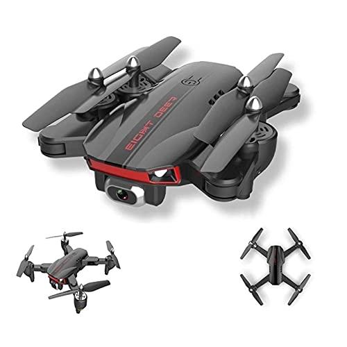 Mini Drone 2 km con 4K ESC 60° Fotocamera grandangolare 5G WiFi FPV GPS Droni Tempo Volo 25 Minuti Quadricottero Smart Follow Ritorno GPS Foto del Gesto Volo Waypoint Zoom 50x