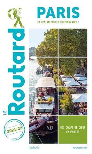 Guide du Routard Paris 2021 22