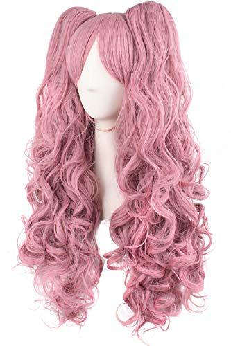 Rose quartz cosplay wig _image2