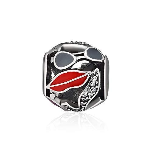 XIYANG DIY Passt Für Original Pandora Armbänder 925 Sterling Silber Echt Glamour Love Charms Perlen Pandora Armband Argent Frauen Schmuck Herstellung Zubehör