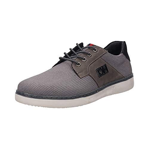 Daniel Hechter Herren 811369106935 Sneaker,Grau, 44