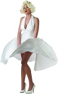 Deluxe Marilyn Monroe Adult Costume - Medium
