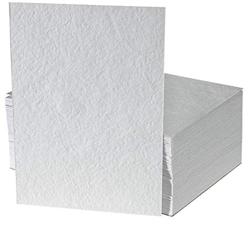 Shizen Design Smooth Surface Watercolor Paper, 5 x 7 Inches, White, 100 Sheets