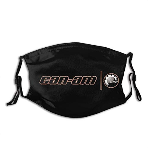 Can Am Spyder Unisex Face Mouth Cover Windproof Dust Protection Scarf Bandana
