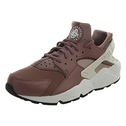 Nike Wmns Air Huarache Run, Zapatillas de Gimnasia para Mujer, Beige Smokey Mauve Summit White Diffused Taupe 203, 44.5 EU