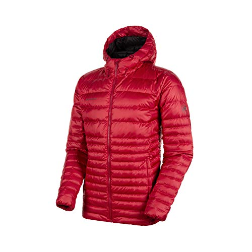 Mammut Herren Jacke Convey In Hooded XXL Rot (scooter/phantom)