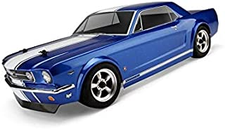 HPI Racing 1966 Ford Mustang GT Coupe Clear 1/10 On-Road Car Body-HPI104926