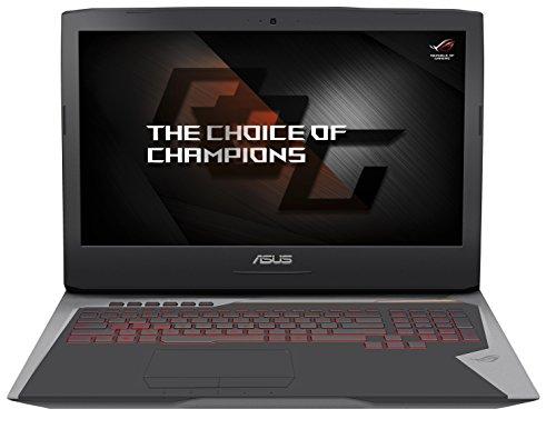 Asus ROG G752VY-GC082T 43,9cm (17,3 Zoll FHD matt) Gaming Laptop (Intel Core i7-6700HQ, 8GB RAM, 256GB SSD, 1TB HDD, Nvidia GTX 980M, BluRay, Windows 10 Home)