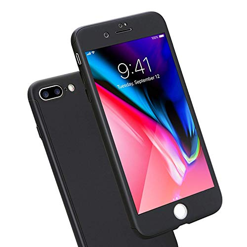 X-CON-CON - Carcasa para iPhone 7 Plus, iPhone 8 Plus, Funda Ultrafina...