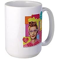 Fabriquée en céramique blanche durable avec une poignée facile à prendre en main, cette tasse à café a une sensation lourde mais classique. Mesure 11,4 cm de hauteur, 8,3 cm de diamètre, avec 457 g. Capacité : Nos tasses à café sont imprimées profess...