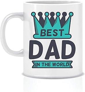 أفضل أب في العالم الملك القدح الأبيض