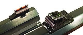 Williams Gun Sight Firesights - Knight Muzzleloaders, Ramp, Green Rear/Red Front