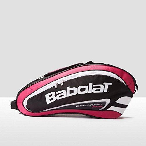 BABOLAT Badminton Pro Line Schlägertasche (4 Schläger), Hellrosa, Einheitsgröße