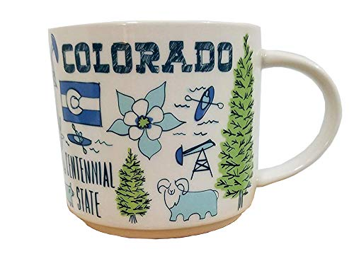 Starbucks Been There Serie Colorado Tasse