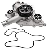 Tecoom AW7170 Professional Water Pump with Gasket Fit Challenger Charger Grand Cherokee 5.7L 6.1L Engine