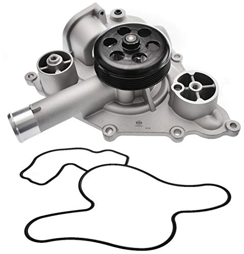 Tecoom AW7170 Professional Water Pump with Gasket Fit Chrysler 300 Challenger Charger Grand Cherokee 5.7L 6.1L Engine