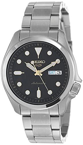 Seiko 5 Sports Automatic 100m Black Dial Watch SRPE57K1