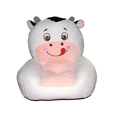 YYMMQQ Faule Couch Faule Kindersofa Kindergarten Plüsch Baby Hocker Kindersitz niedlich waschbar Kinderstuhl, 1