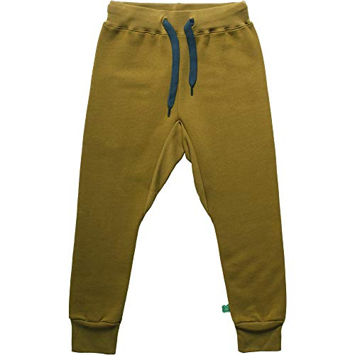 Fred'S World By Green Cotton Sweat Pants Pantalon, Vert (Dark Olive 018083206), 68 Bébé garçon