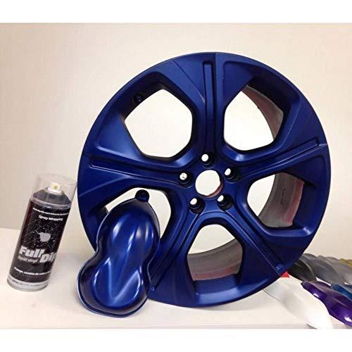Full Dip Spray Vinilo líquido Azul ELECTRICO Mate - pelable - 400ml