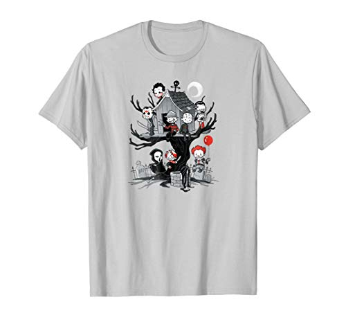 Shirt.Woot: Horror Clubhouse T-Shirt