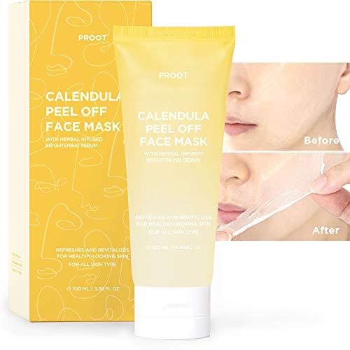 Calendula Peel Off Mask | With Herb…