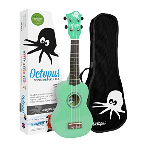 Octopus Uk-200 gr soprano Color verde