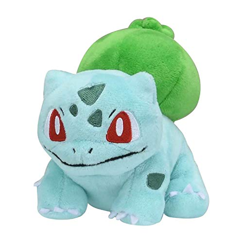Bulbasaur de Peluche #001 Pokémon Fit Official Gotta Catch