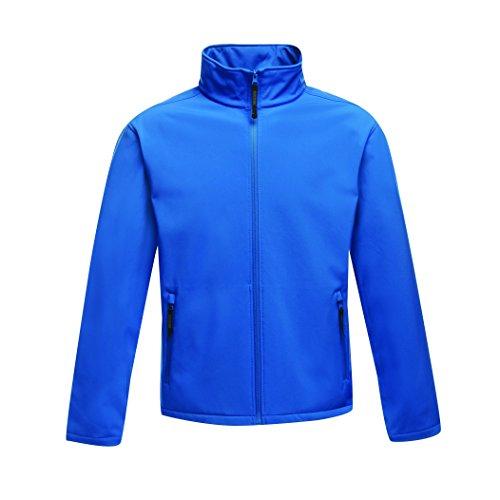 Regatta Herren Classic 3 Layer Softshell Jacke, Blau (Oxford), XXL