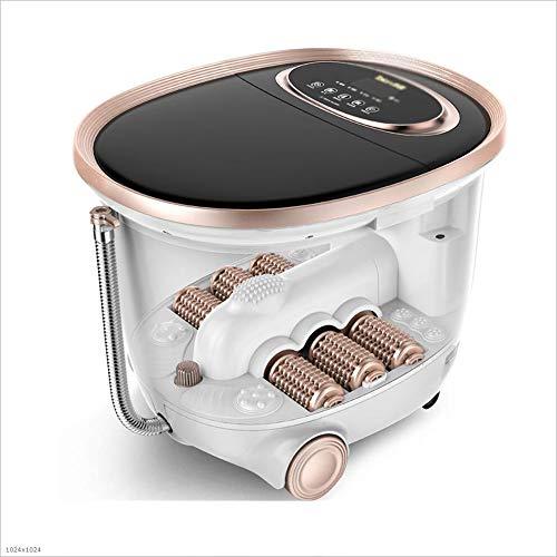MYMAO 01Foot tub automatische massage wastafel elektrische verwarming voetenbad thermostaat thuis diepe vat voet massage machine 40.5x48.5x38cm