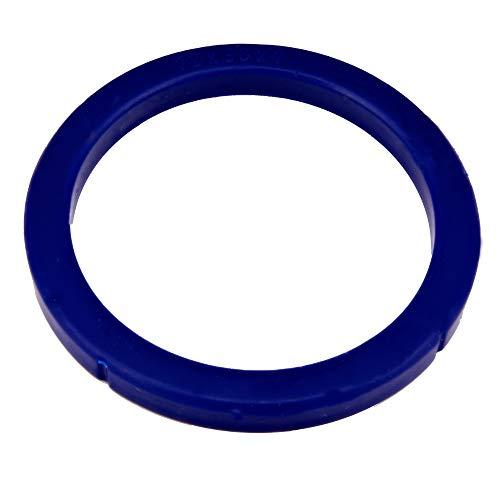 Snapworld-Kaffee Dichtung O-Ring Siebträgerdichtung kompatibel als Ersatz für NUOVA SIMONELLI APPIA Espressomaschine Kaffeemaschine Brühgruppe Brühkopfdichtung (Blau) ø 72 x 58 x 7mm