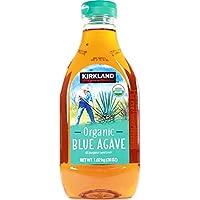 Endulzante Orgánico de Agave Azul Kirkland Signature – 36 oz (1,02 Kg) (Organic Blue Agave)