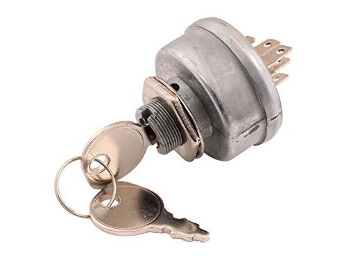 SECURA Zündschloss kompatibel mit AYP CB15H42 Rasentraktor