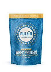 Vegetarian 87% Whey Protein Rich in Essential Amino Acids From grass fed cow's milk High in calcium
