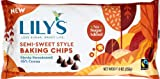 Lily's Sweets, Semi-Sweet Style Baking Chips, 9 Ounce