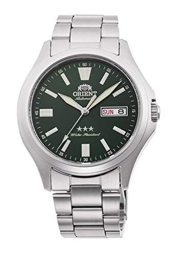 Orient 3 Star RA-AB0F08E19B - Reloj mecánico automático para hombre