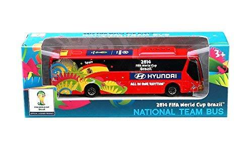 Maisto - Autobús Oficial FIFA Hyundai, Escala 1:95, Color