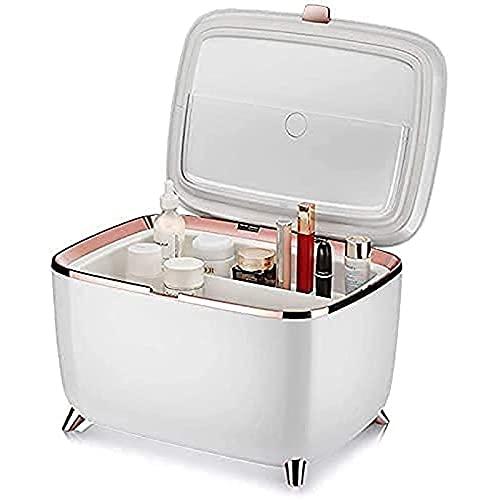XIXIDIAN Refrigerador de automóviles, refrigerador 9liter RV con 12 / 24V DC para automóvil, RV, Camping, Viaje, Pesca, Uso al Aire Libre o en el hogar.