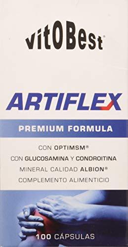Vit.O.Best Artiflex 100 Caps 100 Capsulas Vit.O.Best 300 g