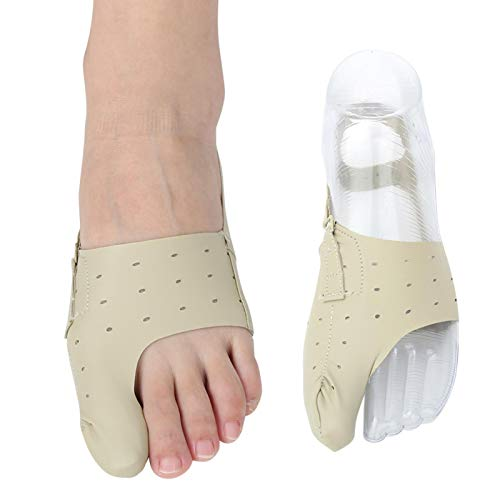 Corrector de pie portátil Alivio seguro del dolor de juanete Cómodo Durable, Valgus Correcto