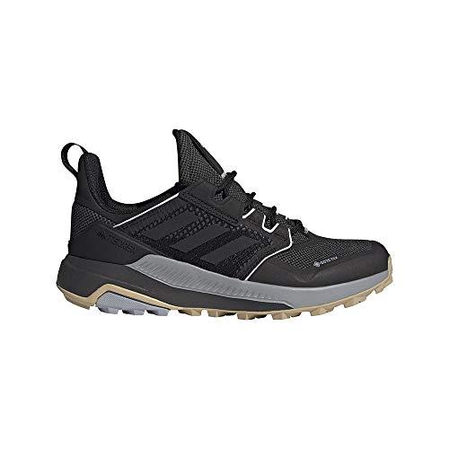 adidas Damen Terrex Trailmaker GTX W Trekking- & Wanderhalbschuhe, NEGBÁS/NEGBÁS/PLAHAL, 39 1/3 EU