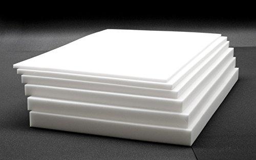 2,6m² 6cm Schaumstoffplatte als Verpackungsschaumstoff oder für Schallisolierung/Dämmung aus RG17/20 grau