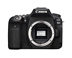 Canon DSLR Camera With Wifi